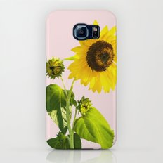 Sun Flower || #society6 #decor #buyart Galaxy S7 Slim Case