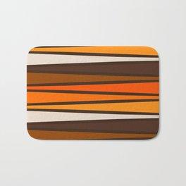 Golden Game Board Bath Mat