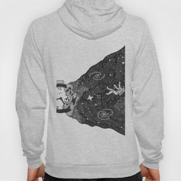Time Exploding Hoody