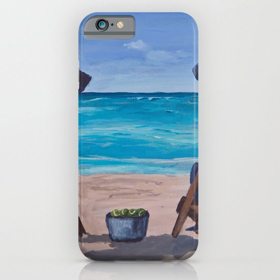 The Perfect Beach Day iPhone & iPod Case