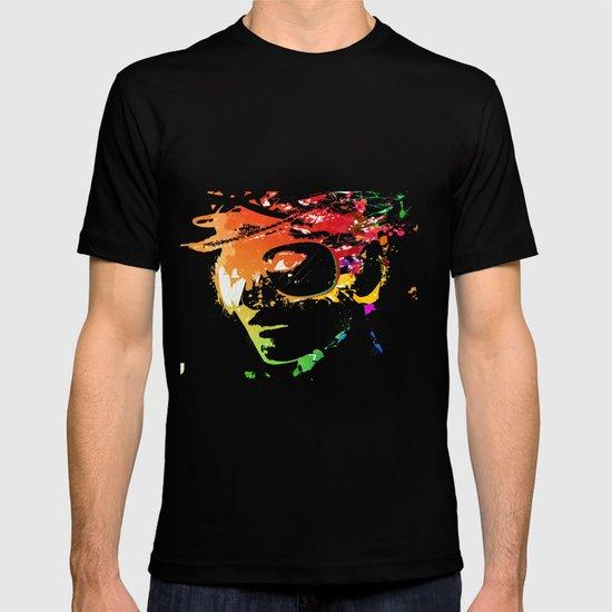 Audrey splash T-shirt