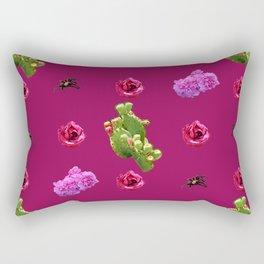 Flora and Fauna 2 Rectangular Pillow