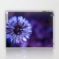 Violet Dandelion Laptop & iPad Skin