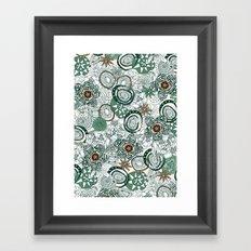 succulents limited Framed Art Print