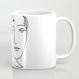 Picasso Dove Peace Women Coffee Mug