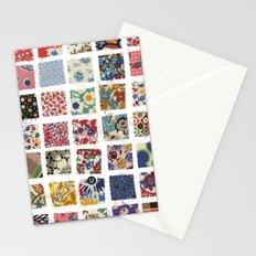 UPPERCASE feedsacks Stationery Cards