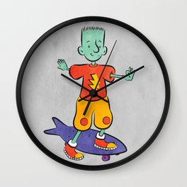 Skeeter Wall Clock