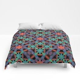 Pattern No. 55 Comforters