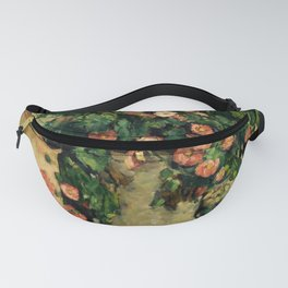 "Paul Cezanne ""Quiet life with Petunien"" Fanny Pack"