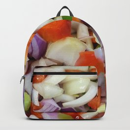 Onions and Bell Peppers Backpack