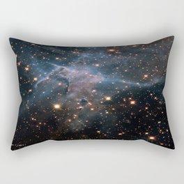 Mystic Mountain Nebula Rectangular Pillow