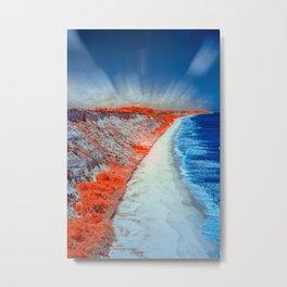 Trancoso Beach Metal Print