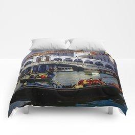 Venice Italy Comforters