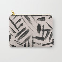 Tribal pattern nuetral Carry-All Pouch