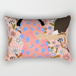 Free As A Bird Rectangular Pillow
