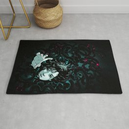 Bubbles for Miss Tentacles Rug