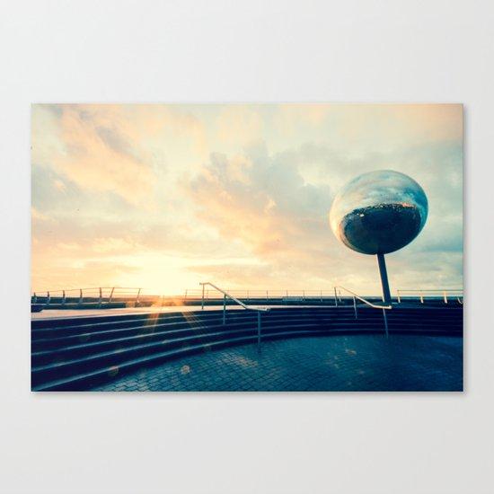 GlitterBall II Canvas Print