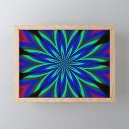 Retrodelic Framed Mini Art Print