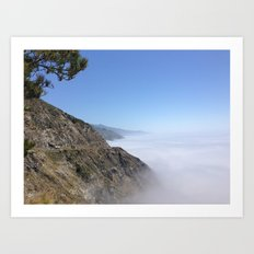 Big Sur Coast Art Print