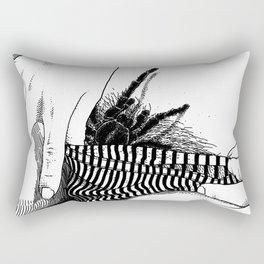 asc 472 - L'heure du repas (Feeding time) Rectangular Pillow