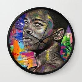 Ali Muhammad Wall Clock