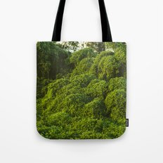 Jungle Plants in Pantanal, Brazil. Tote Bag