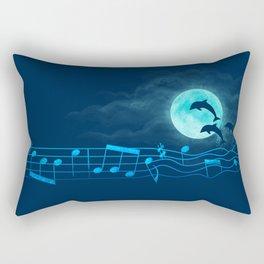 Ocean Symphony Rectangular Pillow
