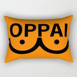 oppai Rectangular Pillow