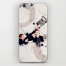 Dream a Little Bigger iPhone & iPod Skin