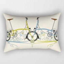 Brompton Bicycle cycling Rectangular Pillow