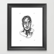 20170219 Framed Art Print
