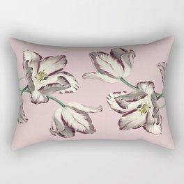 Spring Tulipa Rectangular Pillow