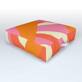 Pucciana Sixties Outdoor Floor Cushion