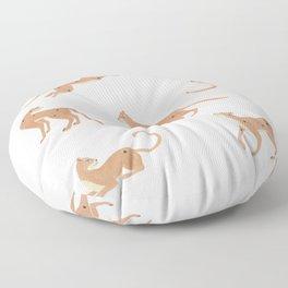 Cheetah Spot Floor Pillow