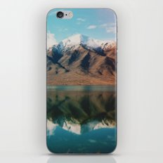 New Zealand Glacier Landscape iPhone & iPod Skin