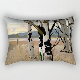 Conboy Wildlife Refuge Rectangular Pillow