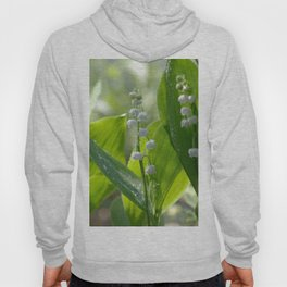 Lily of the valley Hoody
