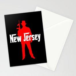new jersey mafia Stationery Cards