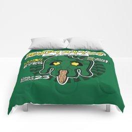 Cthulu-Pop Comforters