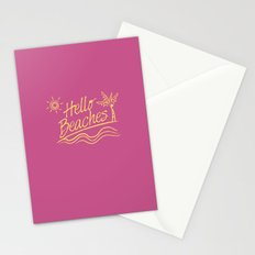 Hello Beaches Stationery Cards