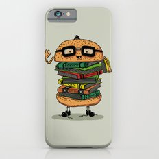 Geek Burger iPhone 6s Slim Case
