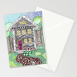 Bunker Hill Neighbor Stationery Cards