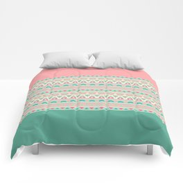 Ethnic , ornament , tribal 2 Comforters