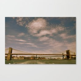 Three Bridges Canvas Print