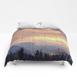 Serenity Rose Mt Sunrise Comforters