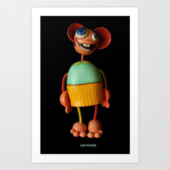 Lana Favolas Art Print