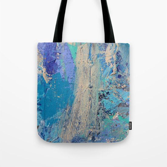 Tides Change Tote Bag