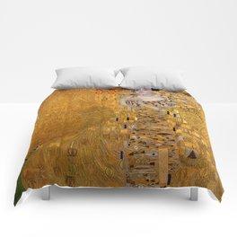 THE LADY IN GOLD - GUSTAV KLIMT Comforters