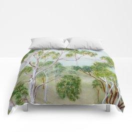 Summer Heat - Gawler South Australia Comforters