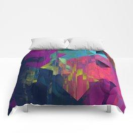 Glitch 6 Comforters